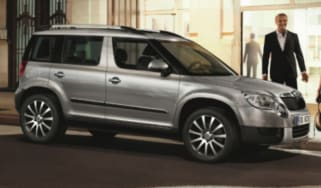Skoda Yeti Laurin & Klement side