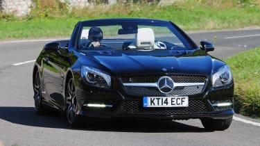 Best cars under £30,000 - Mercedes SL