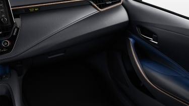 Toyota Corolla TREK - air vent