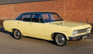OCTANE - Vauxhall Cresta