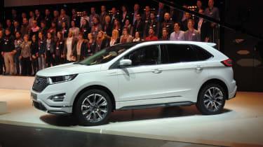 Ford Edge Vignale Geneva - side