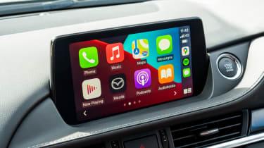 Mazda 6 Kuro Edition - Apple CarPlay
