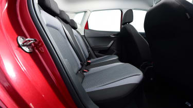 SEAT Arona - rear seats