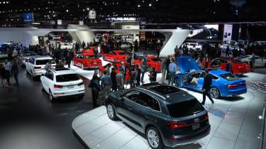 2016 LA Motor Show - Audi