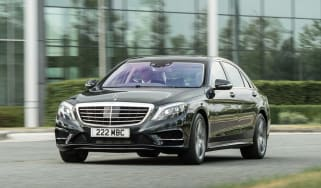 Mercedes S500 AMG 2014 front main