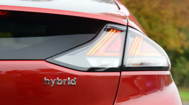 Hyundai Ioniq - rear light