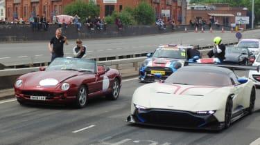 Coventry Motofest 2016 - Aston Vulcan sprint