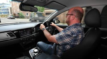 Eco driving tips - Kia e-Niro - Stuart driving