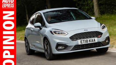 Hot hatches –opinion