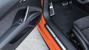 Audi TT S - door