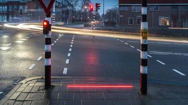 Traffic light tech