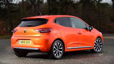 Renault Clio - rear static