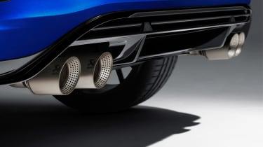 Volkswagen T-Roc R - exhausts studio