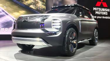 Mitsubishi E-Yi concept - Shanghai front