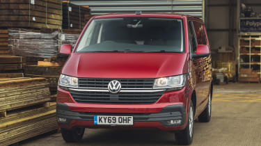Volkswagen Transporter 6.1 - front static