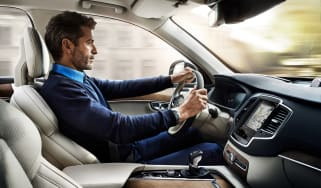 Volvo car seats