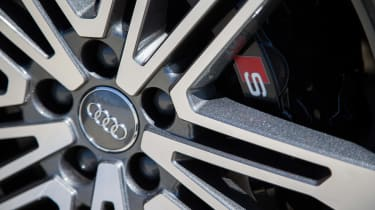 Audi SQ5 - wheel detail