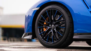 Nissan GT-R 50th Anniversary Edition - wheel