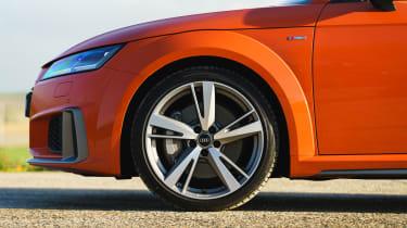 Audi TT Coupe - wheel