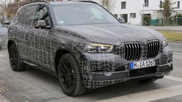 BMW X5 2018 spy