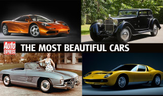 Most beautiful cars header
