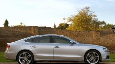 Audi S5 Sportback profile