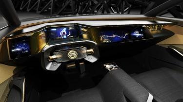 Nissan IM concept - dash