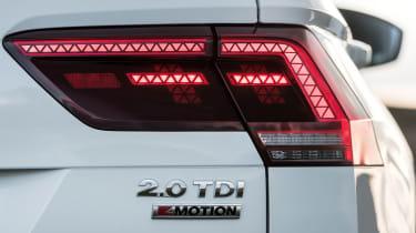 Volkswagen Tiguan R-Line 2016 - rear light