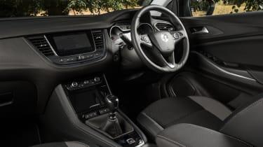 Vauxhall Grandland X - cabin