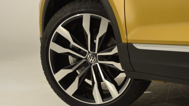 Volkswagen T-ROC - studio wheel