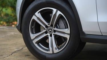 Mercedes GLC - wheel