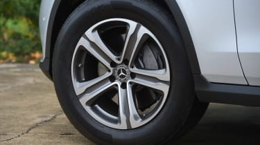 Mercedes GLC - wheel