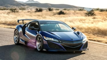 Acura NSX Dream Project