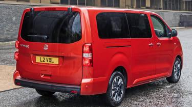 Vauxhall Vivaro Life 2019 rear