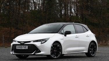 Toyota Corolla GR Sport - front static