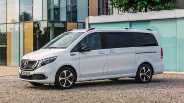 Mercedes EQV - front static