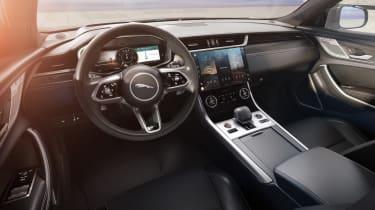 Jaguar XF R-Dynamic Black - dash