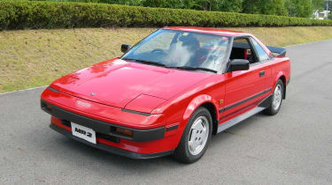 Toyota MR2 front