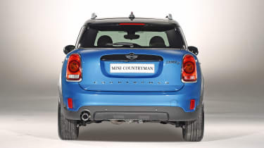 New MINI Countryman - full rear