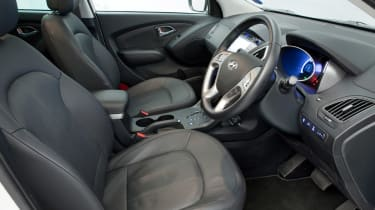 Hyundai ix35 used car guide 2013 interior side