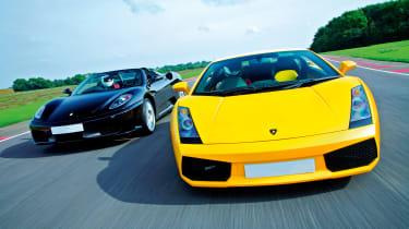 Supercar driving tips