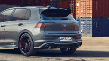 Volkswagen Golf GTI Clubsport 45 - rear