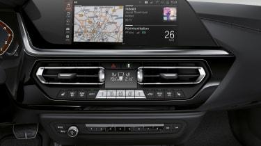 BMW Z4 - infotainment