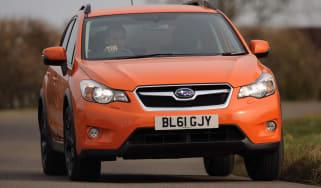 Subaru XV front