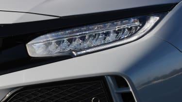 honda civic type r headlight