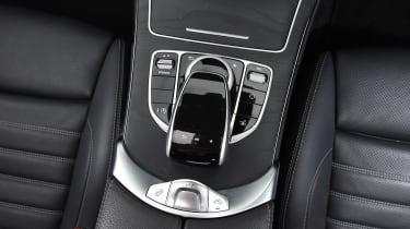Mercedes C-Class Cabriolet - transmission