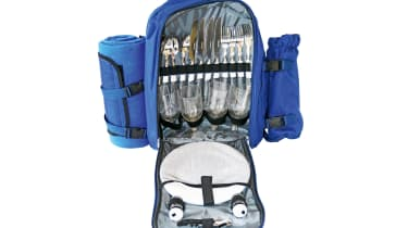 Best picnic backpacks 2017 - Trespass Deluxe Four-Person Picnic Pack