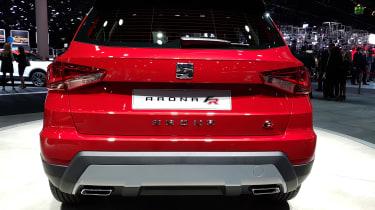 SEAT Arona - Frankfurt full rear