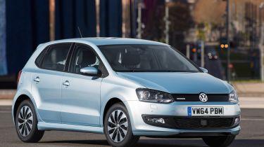 Volkswagen Polo BlueMotion static