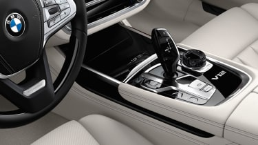BMW 7 Series THE NEXT 100 YEARS - centre console